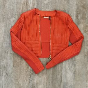 Marciano Red Jacket